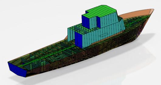 船舶和海洋工程