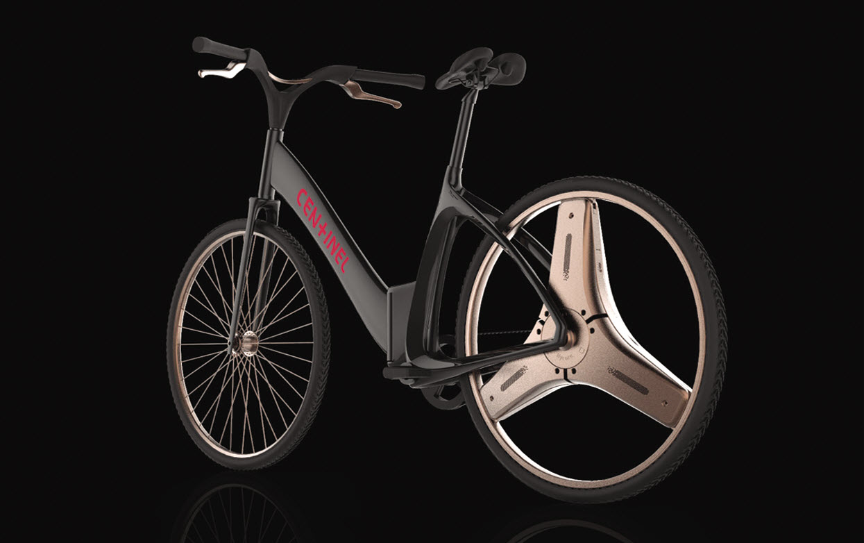 innodesign hycore bicycle > Dassault Systèmes®