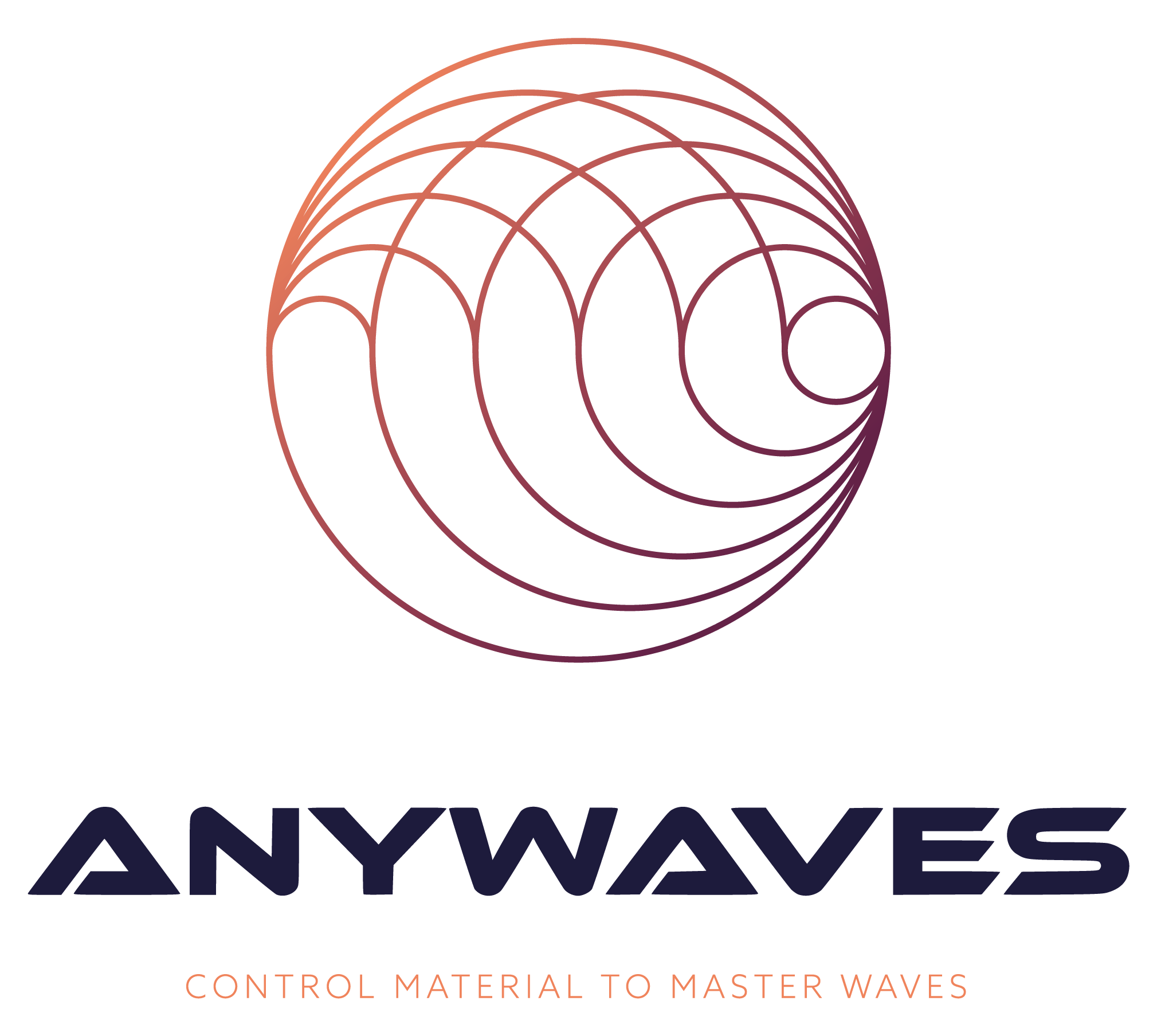 Anywaves logo