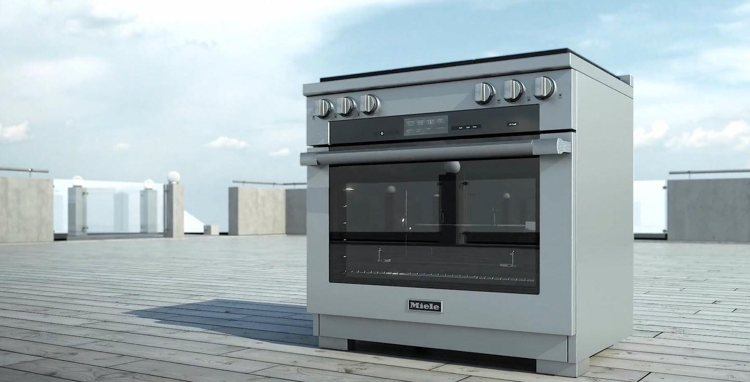 Miele Oven Dassault Systèmes®