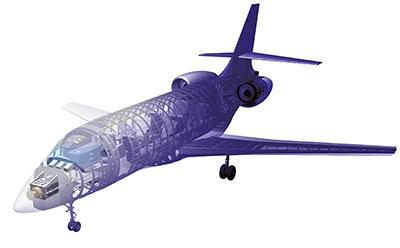 From atom to city plane > Dassault Systèmes®