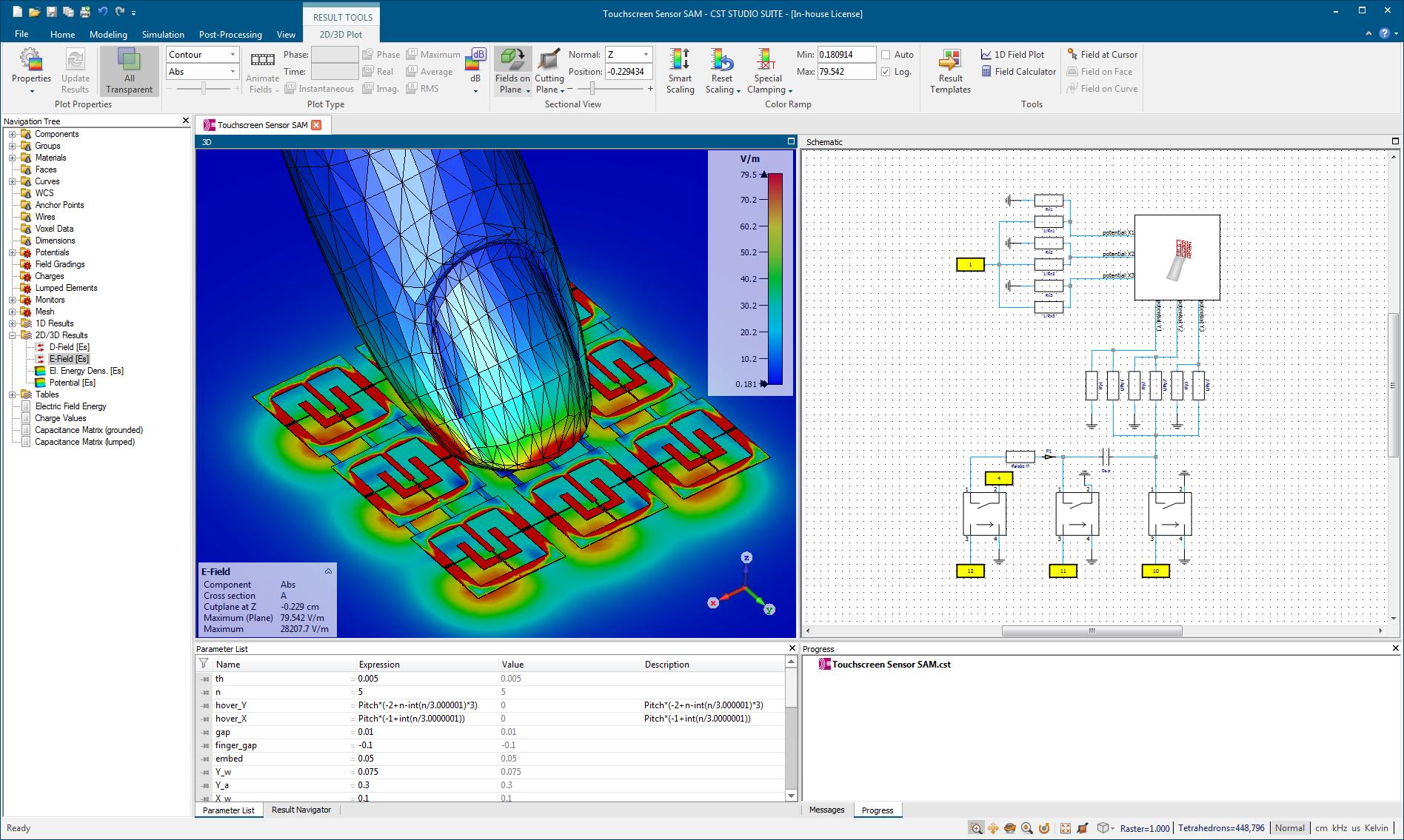 Electromagnetic Design Environment Cst Studio Suite