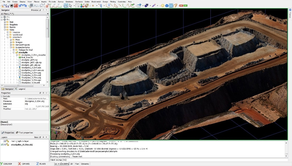 GEOVIA Mine Contributor | Surpac Role - Dassault Systèmes®